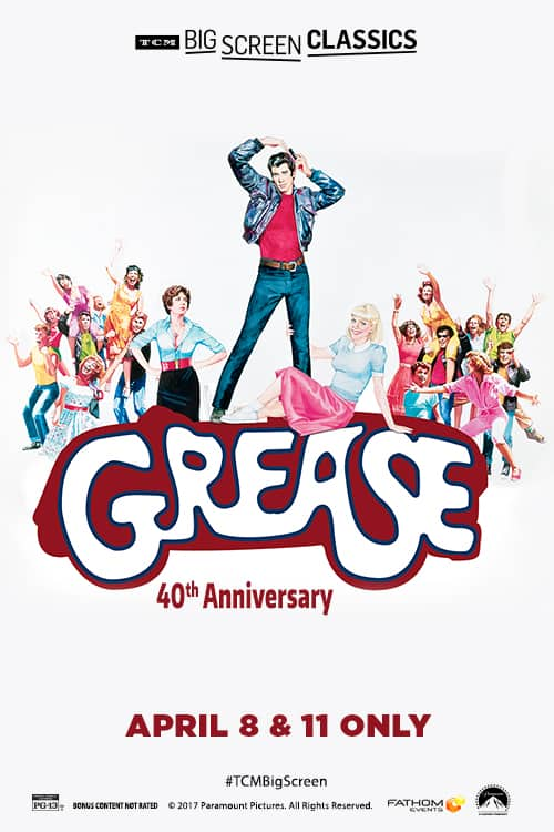 Grease 40th Anniversary (1978) poster image