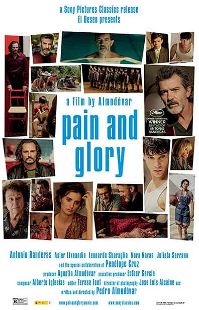 Pain & Glory poster image