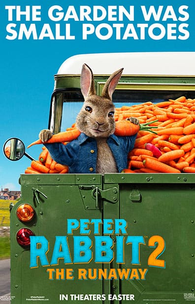 Peter Rabbit 2: The Runaway poster image