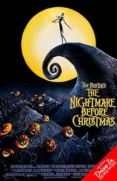 Nightmare Before Christmas (Drive-In) poster image