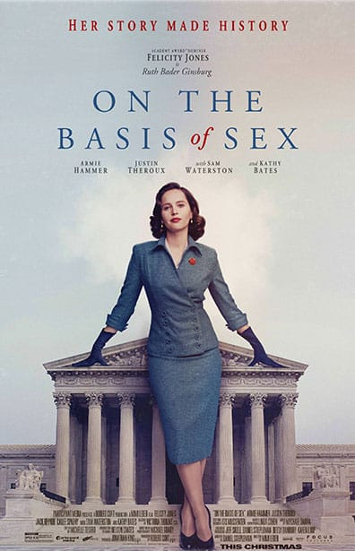 On the Basis of Sex poster image