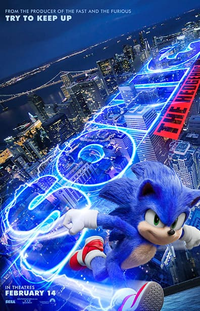 Sonic the Hedgehog poster image
