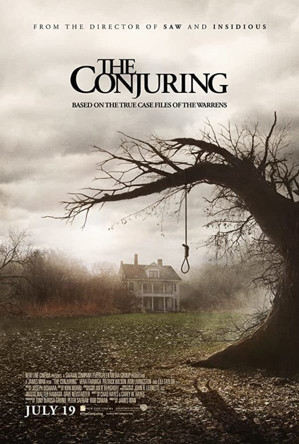 The Conjuring (2013) poster image