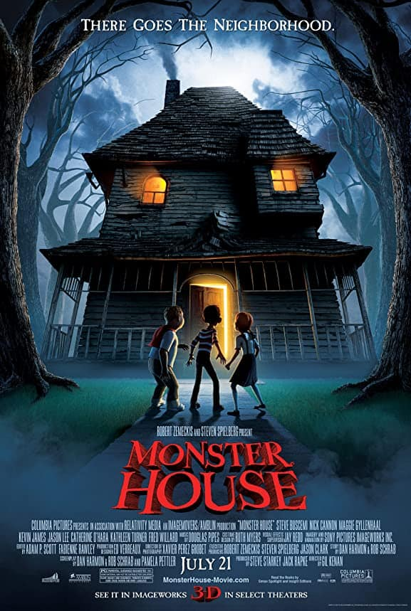 Monster House (2006) poster image