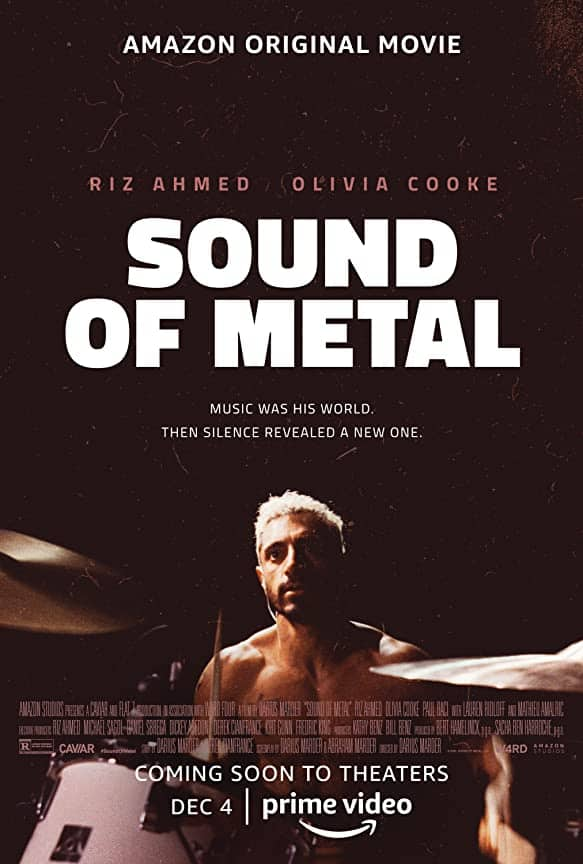 The Sound of Metal poster image