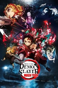 Demon Slayer: Mugen Train poster image