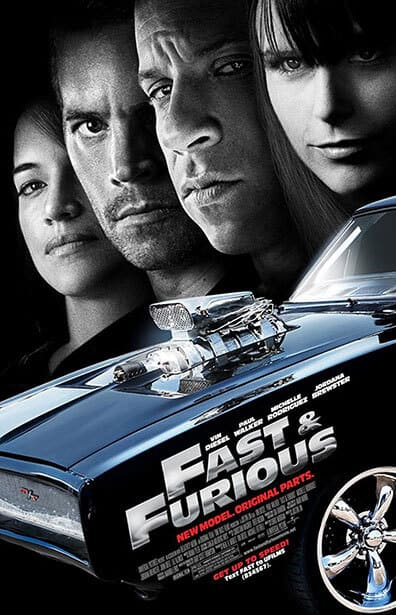 Fast & Furious {2009} poster image