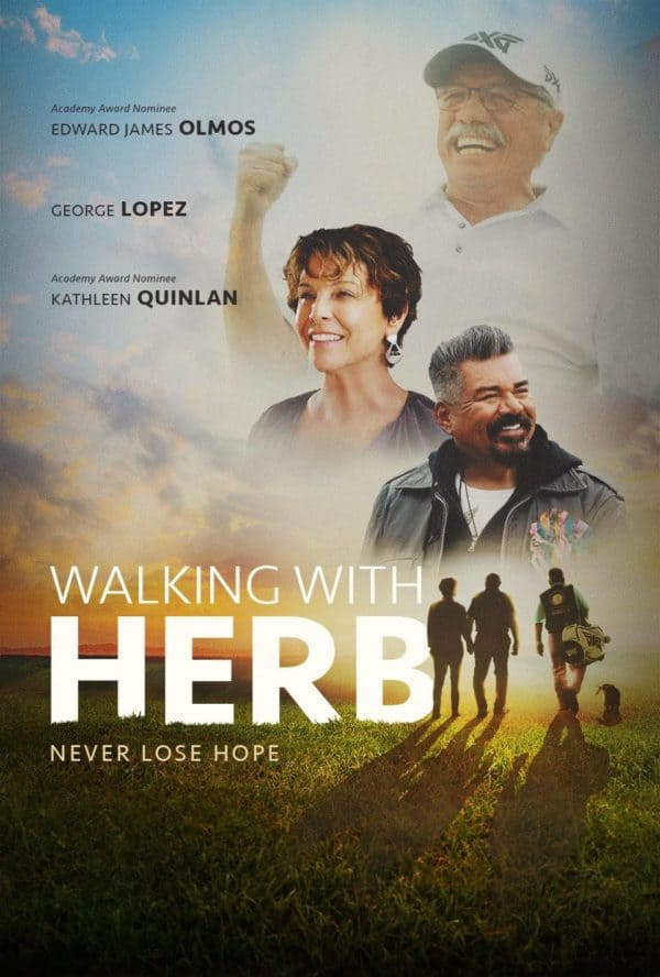 Walking with Herb {2021} poster image